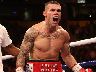 Martin Murray in the ring