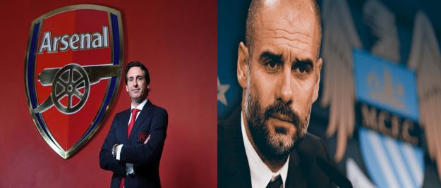 Arsenal entertain City on teh opening day of the 2018/19 Premier League Season