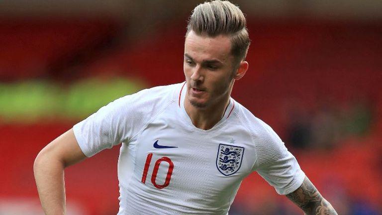 Mddison England U21 International