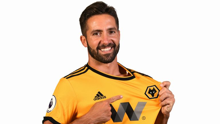 POrtugese International Moutinho Joins Wolves