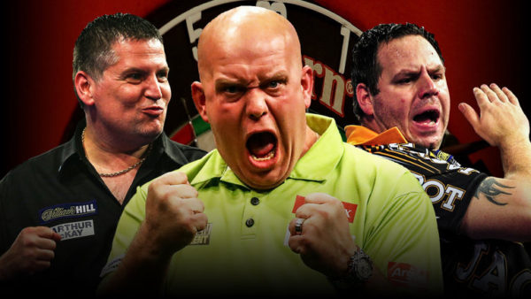 PDC Darts - The Main players
