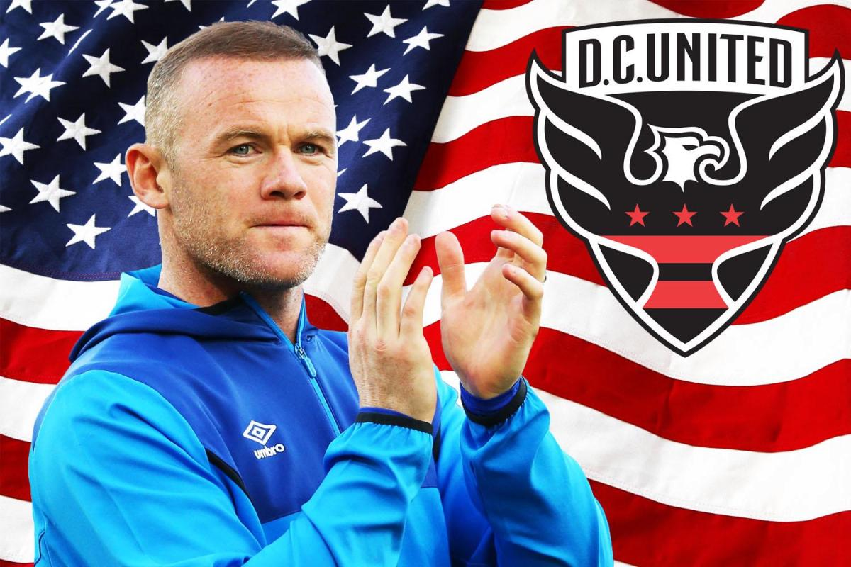 Rooney Will Play for DC United this season